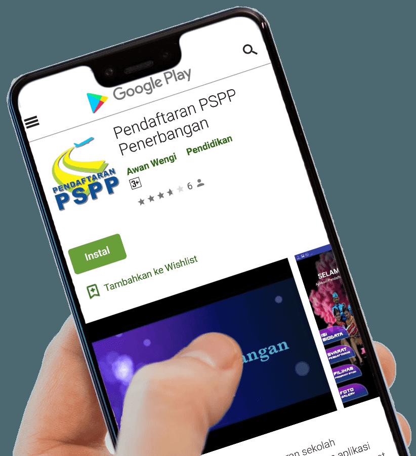 app pendaftaran pspp