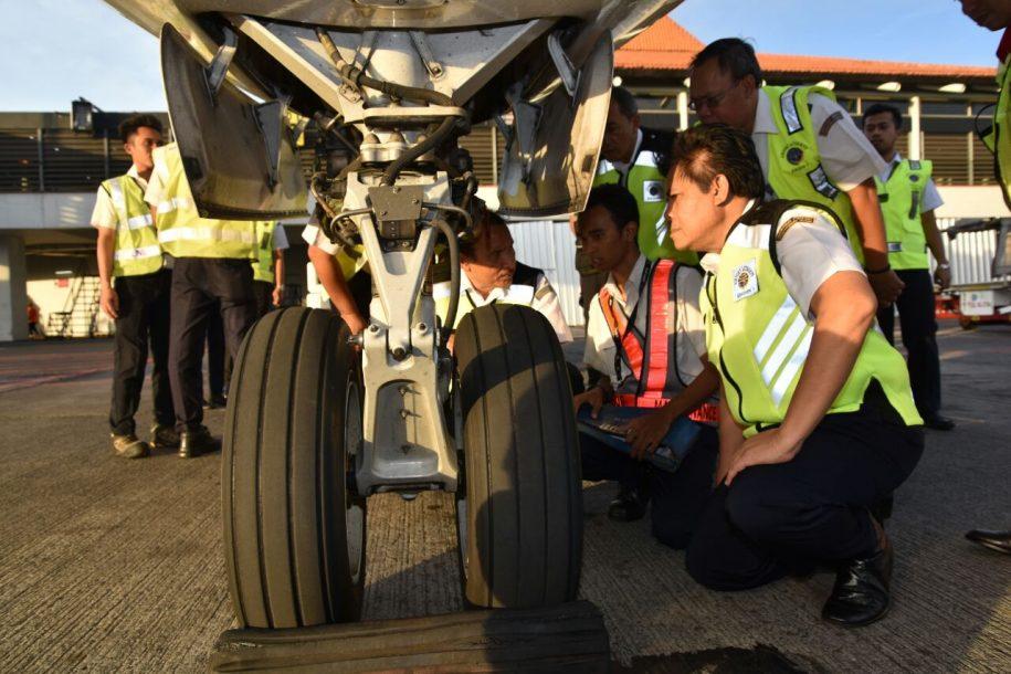 Staf Penerbangan Darat Harus Berpikir Efektif dan Kreatif